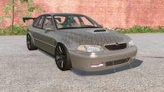 Ibishu Pessima 1996 Race v6.0 para BeamNG Drive