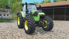 Deutz-Fahr 7250 TTV Agrotron FL consolᶒ para Farming Simulator 2015