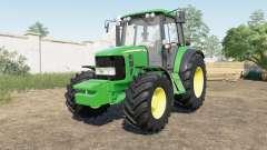 John Deere 6230〡6330〡6430 Premium para Farming Simulator 2017