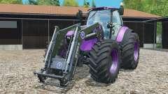Deutz-Fahr 7250 TTV Agrotron front loader para Farming Simulator 2015