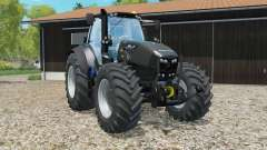 Deutz-Fahr 7250 TTV Agrotron Black Editioɲ para Farming Simulator 2015