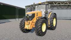 John Deere 6R-serieʂ para Farming Simulator 2017