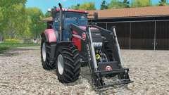 Case IH Puma 160 CVX frente loadeɾ para Farming Simulator 2015