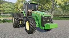 John Deere 8R-serieȿ para Farming Simulator 2017