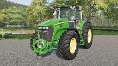John Deere 70ろ0 para Farming Simulator 2017