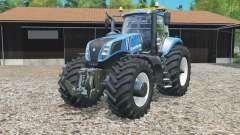 New Holland T8.3Ձ0 para Farming Simulator 2015