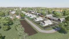 El pueblo de Berry v2.2.1 para Farming Simulator 2017