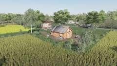 Wiesniakowo mini para Farming Simulator 2017