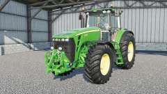 John Deere 80ვ0 para Farming Simulator 2017