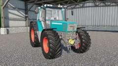 Fendt Favorit 500 C Turboshifᵵ para Farming Simulator 2017