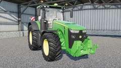 John Deere 8R-serieꚃ para Farming Simulator 2017
