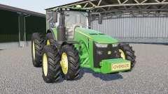 John Deere 8R-serieꜱ para Farming Simulator 2017