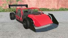 Civetta Bolide Super-Kart v2.2b para BeamNG Drive