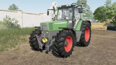 Fendt Favorit 511&515 C Turboshifᵵ para Farming Simulator 2017