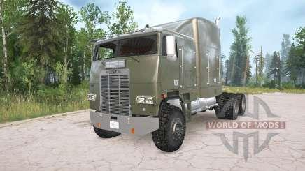 Freightliner FLȺ para MudRunner