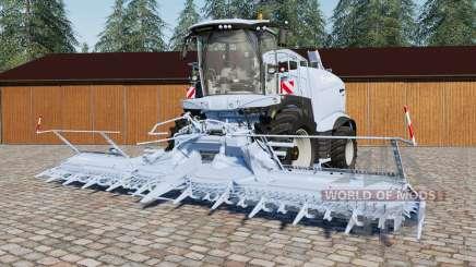 Krone BiG Ӽ 1100 para Farming Simulator 2017