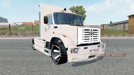 ZIL-4421 un estilo sencillo para Euro Truck Simulator 2