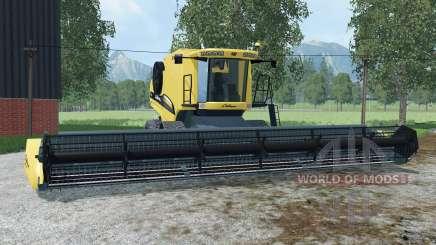 Challenger 680 B crawler para Farming Simulator 2015