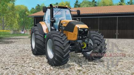 Deutz-Fahr 7250 TTV Agrotroꞥ para Farming Simulator 2015