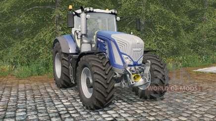 Fendt 930〡936〡939 Vario Blue Edition para Farming Simulator 2017