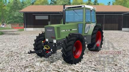 Fendt Farmer 310 LSA Turbomatiᶄ para Farming Simulator 2015