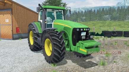 John Deere 85Ձ0 para Farming Simulator 2013