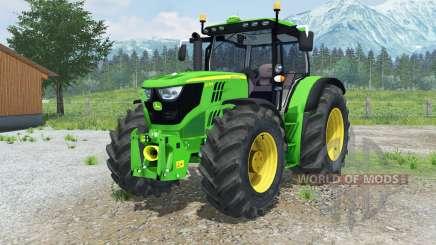 John Deere 6170Ɍ para Farming Simulator 2013