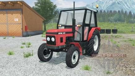 Zetor 6Ձ11 para Farming Simulator 2013
