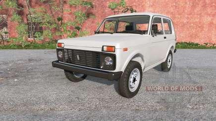 VAZ-2121 Нивᶏ para BeamNG Drive