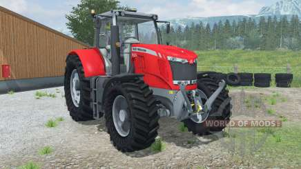 Massey Ferguson 76Ձ6 para Farming Simulator 2013