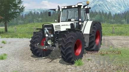 Fendt Favorit 515C Turbomatiƙ para Farming Simulator 2013