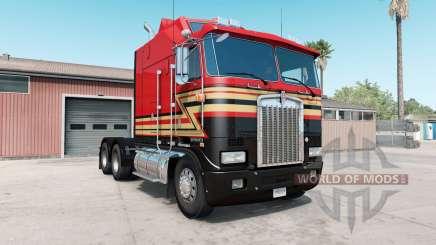 Kenworth Ƙ100E para American Truck Simulator