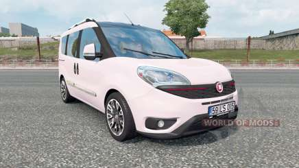 Fiat Doblo (152) 2015 para Euro Truck Simulator 2