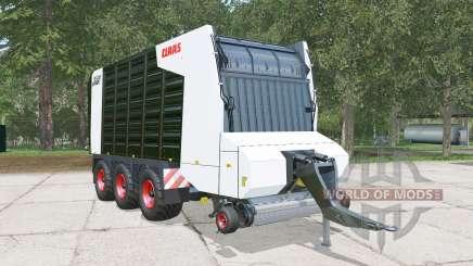 Claas Cargas 9500 blacƙ para Farming Simulator 2015