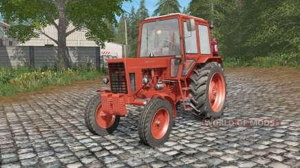 MTZ 80〡82 para Farming Simulator 2017