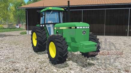 John Deere 48ⴝ0 para Farming Simulator 2015