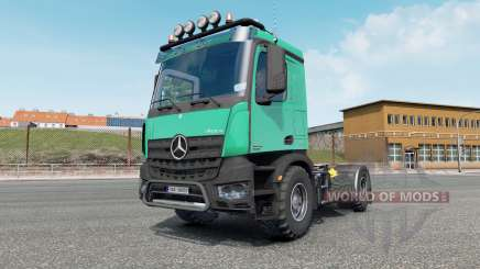 Mercedes-Benz Arocs 2048 AS 2013 para Euro Truck Simulator 2