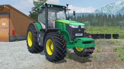 John Deere 7280Ꞧ para Farming Simulator 2013