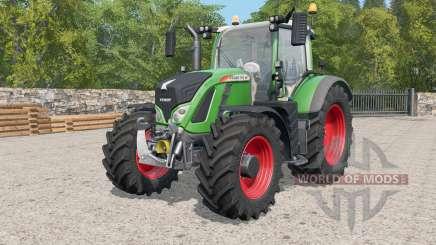 Fendt 714〡716〡718〡720〡722〡724 Variꝍ para Farming Simulator 2017