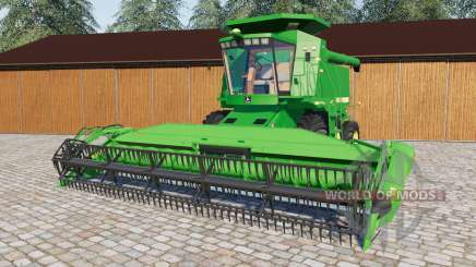 John Deere 9400-9610 para Farming Simulator 2017