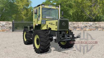 Mercedes-Benz Trac 900 Turbꝍ para Farming Simulator 2017