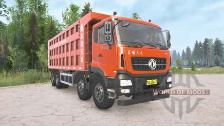 Dongfeng Tianlong KC DFH3310A para MudRunner