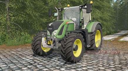 Fendt 716-724 Variꝋ para Farming Simulator 2017
