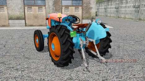 Lamborghini 1R para Farming Simulator 2017