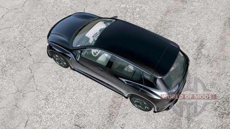 Cherrier FCV JDR interior v0.1 para BeamNG Drive