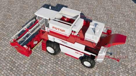 SK-10 Rotor para Farming Simulator 2017