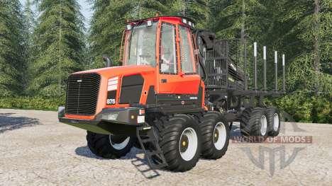 Komatsu 875 para Farming Simulator 2017