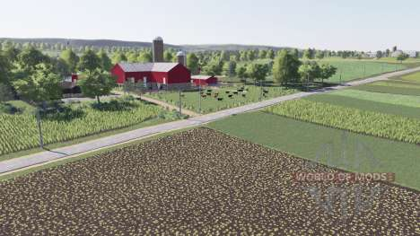 Autumn Oaks para Farming Simulator 2017