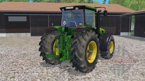 John Deere 8430 para Farming Simulator 2015