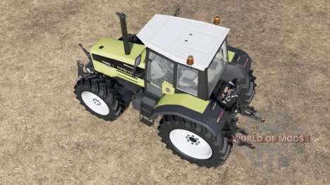 Hurlimann H-6165 Master para Farming Simulator 2017